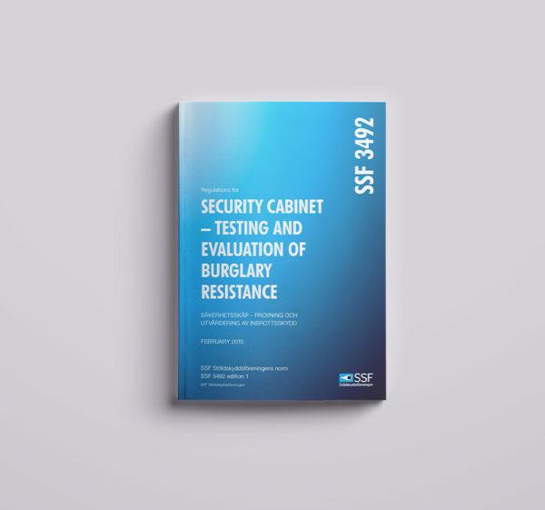 SSF 3492 edition 1