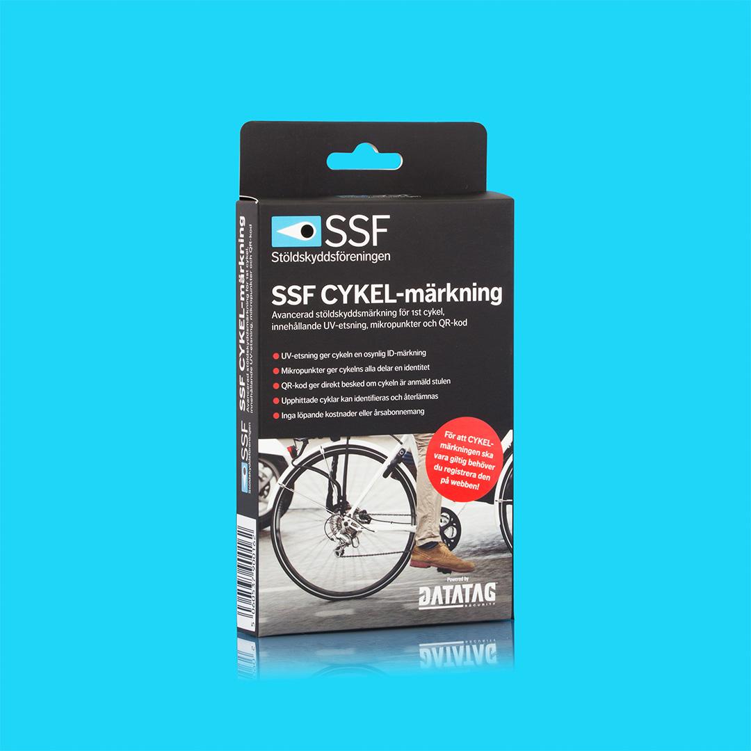 SSF Cykelmärkning produktbild