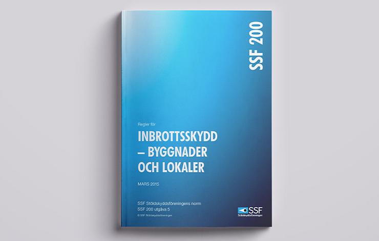Normer och regler. SSF 200