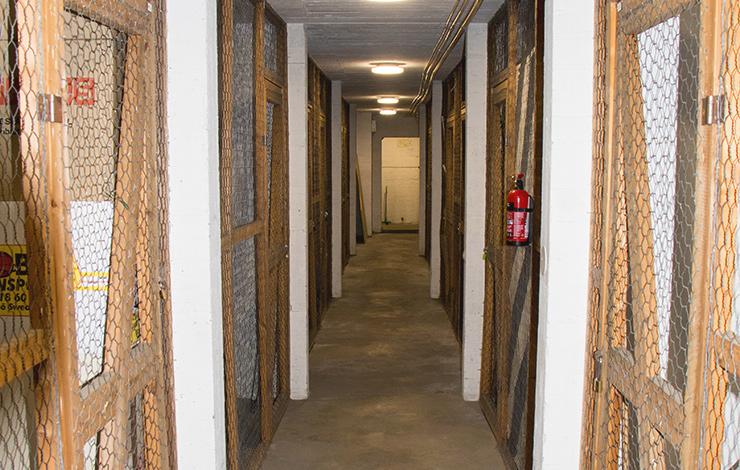 Kraftig ökning av inbrott i källar- och vindsförråd
